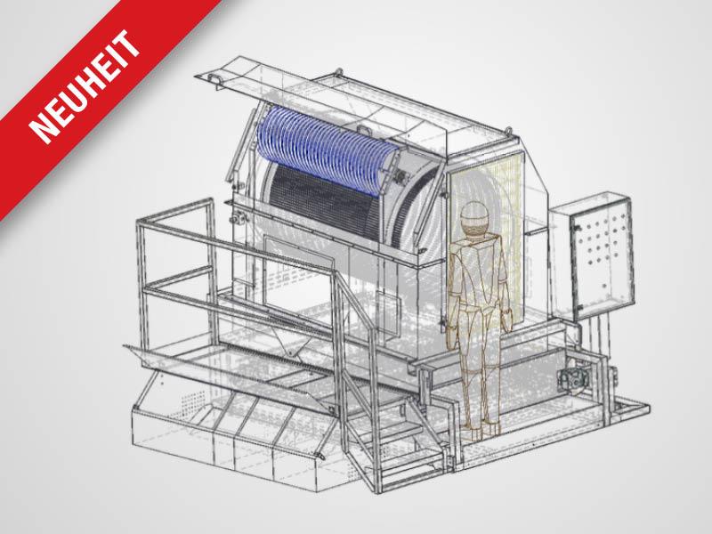 Multitrenner MT.1000 Rema Anlagenbau